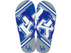 Kentucky Wildcats Forever Collectibles Big Logo Flip Flop NCAA Apparel & Accessories