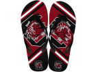 South Carolina Gamecocks Big Logo Flip Flop NCAA Apparel & Accessories