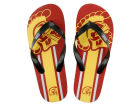 USC Trojans Forever Collectibles Big Logo Flip Flop NCAA Apparel & Accessories
