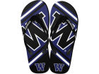 Washington Huskies Big Logo Flip Flop NCAA Apparel & Accessories