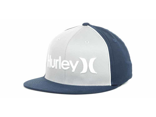 Hurley Only Corp Flat Flex Cap Hats