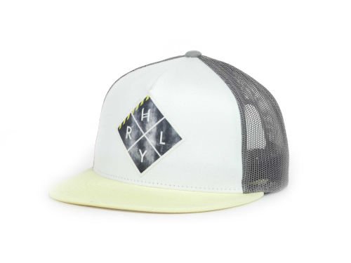 Hurley Art Time Trucker Cap Hats