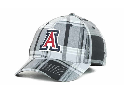 Arizona Wildcats Top of the World NCAA The Plaidiator Cap Hats