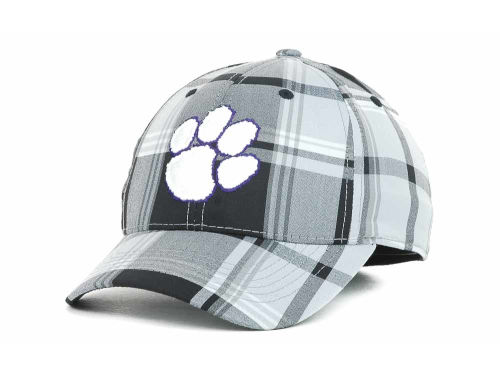 Clemson Tigers Top of the World NCAA The Plaidiator Cap Hats