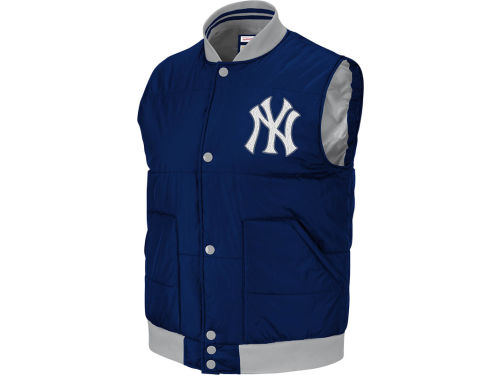 New York Yankees Mitchell and Ness MLB Free Agent Vest