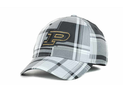 Purdue Boilermakers Top of the World NCAA The Plaidiator Cap Hats