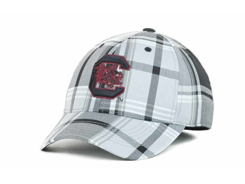 South Carolina Gamecocks Top of the World NCAA The Plaidiator Cap Hats