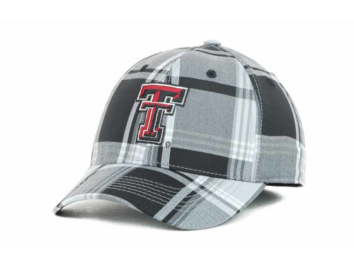 Texas Tech Red Raiders Top of the World NCAA The Plaidiator Cap Hats