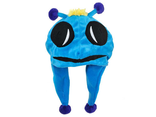New Orleans Hornets Plush Mascot Dangle Hat