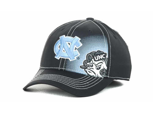 North Carolina Tar Heels Top of the World NCAA Thriller One Fit Cap Hats