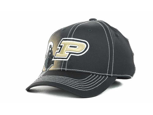 Purdue Boilermakers Top of the World NCAA Thriller One Fit Cap Hats