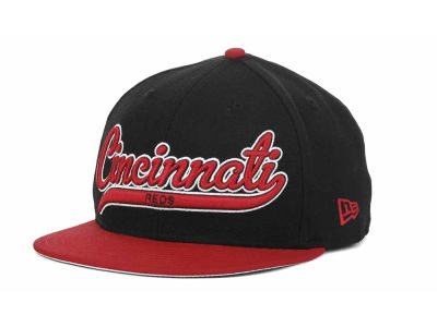 Cincinnati Reds MLB Scripter 59FIFTY Hats