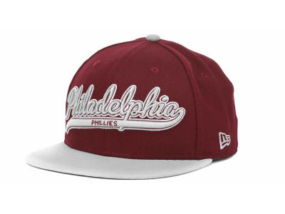 Philadelphia Phillies MLB Scripter 59FIFTY Hats