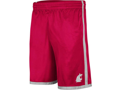 Washington State Cougars Colosseum NCAA Draft Short