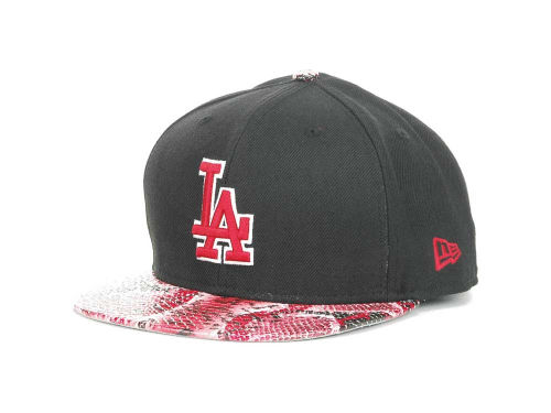 Los Angeles Dodgers New Era MLB Fitted Snake 59FIFTY Hats