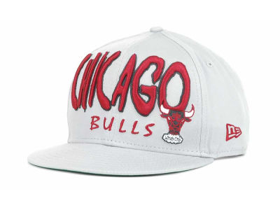 Chicago Bulls NBA Hardwood Classics Big 9FIFTY Snapback Hats
