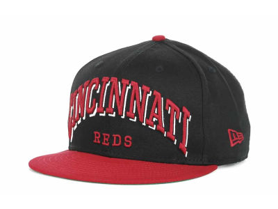 Cincinnati Reds MLB Markup 9FIFTY Snapback Hats