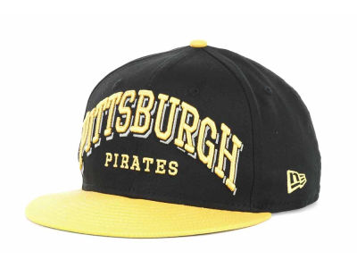 Pittsburgh Pirates MLB Markup 9FIFTY Snapback Hats