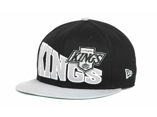 Los Angeles Kings New Era NHL Snap Trick 9FIFTY Snapback Hats