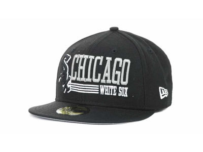 Chicago White Sox MLB Present Time 59FIFTY Hats
