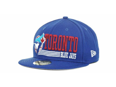 Toronto Blue Jays MLB Present Time 59FIFTY Hats
