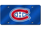 Montreal Canadiens Rico Industries Acrylic Laser Tag Auto Accessories