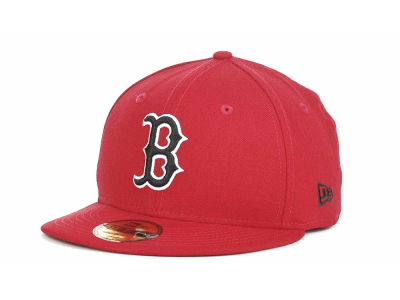 Boston Red Sox MLB Red-BW 59FIFTY Cap Hats