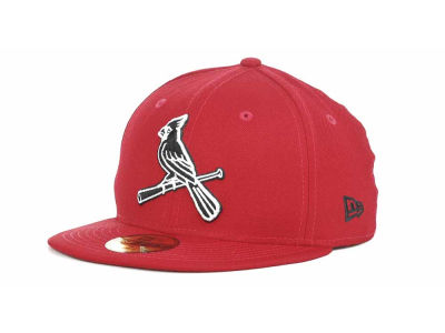 St. Louis Cardinals MLB Red-BW 59FIFTY Hats