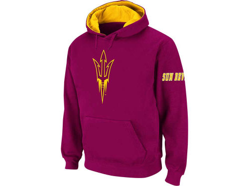 Arizona State Sun Devils Colosseum NCAA Youth Big Logo Hoodie