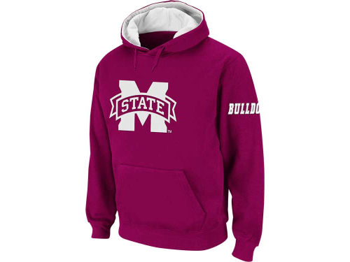 Mississippi State Bulldogs Colosseum NCAA Youth Big Logo Hoodie