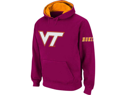 Virginia Tech Hokies Colosseum NCAA Youth Big Logo Hoodie