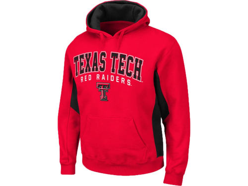 Texas Tech Red Raiders Colosseum NCAA Turf Pullover Hoodie
