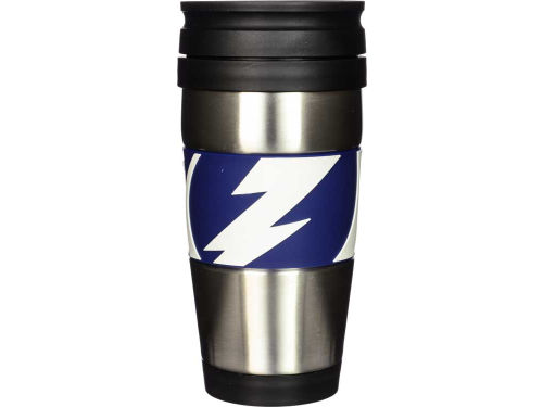 Tampa Bay Lightning Hunter Manufacturing Stainless Steel Travel Tumbler