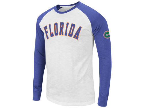Florida Gators Colosseum NCAA Colt Raglan Long Sleeve T-Shirt