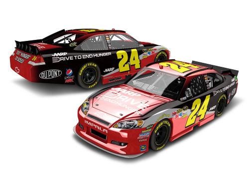 Jeff Gordon Nascar 2012 SE Color Chrome 1:24 Diecast