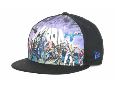 G.I. Joe COBRA Sub Front 9FIFTY Snapback Hats