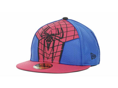 Marvel Spiderman Suit 59FIFTY Hats