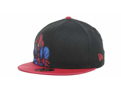 Marvel Spiderman Applique 59FIFTY Hats