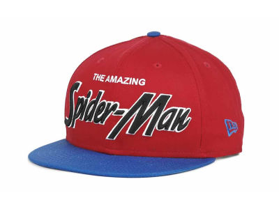Marvel Hero Team Script 9FIFTY Snapback Hats