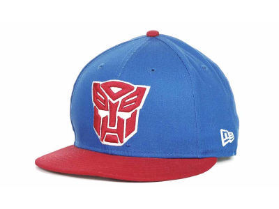 Transformers Rev Hero 9FIFTY Snapback Hats