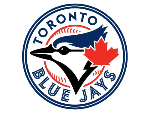 Toronto Blue Jays Rico Industries Static Cling Decal