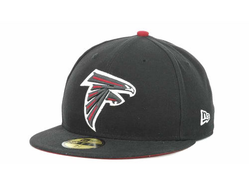 Atlanta Falcons New Era NFL Official On Field 59FIFTY Hats