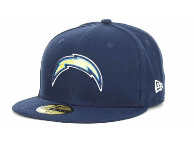 San Diego Chargers NFL Official On Field 59FIFTY Hats