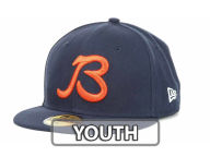 New Era NFL Youth Custom Basic 59FIFTY Cap Fitted Hats