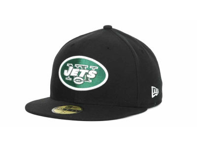New York Jets NFL Official On Field 59FIFTY Hats