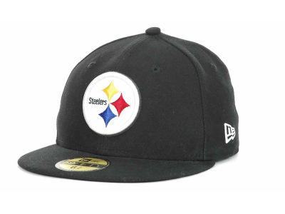 Pittsburgh Steelers NFL Official On Field 59FIFTY Cap Hats