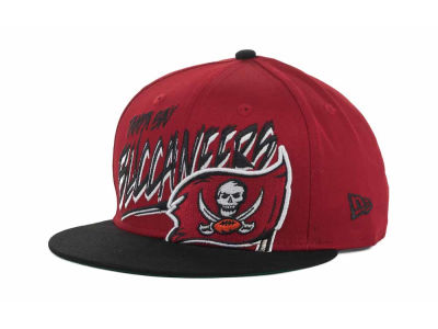 Tampa Bay Buccaneers NFL Word Scribbs 9FIFTY Snapback Hats