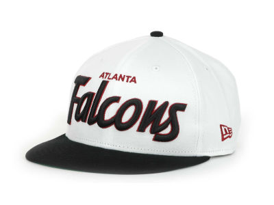 Atlanta Falcons NFL White Top 9FIFTY Snapback Hats