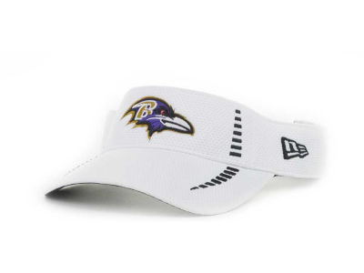 Baltimore Ravens NFL Training Camp Visor Hats