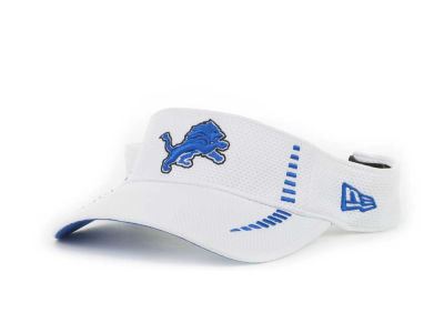 Detroit Lions NFL Training Camp Visor Hats